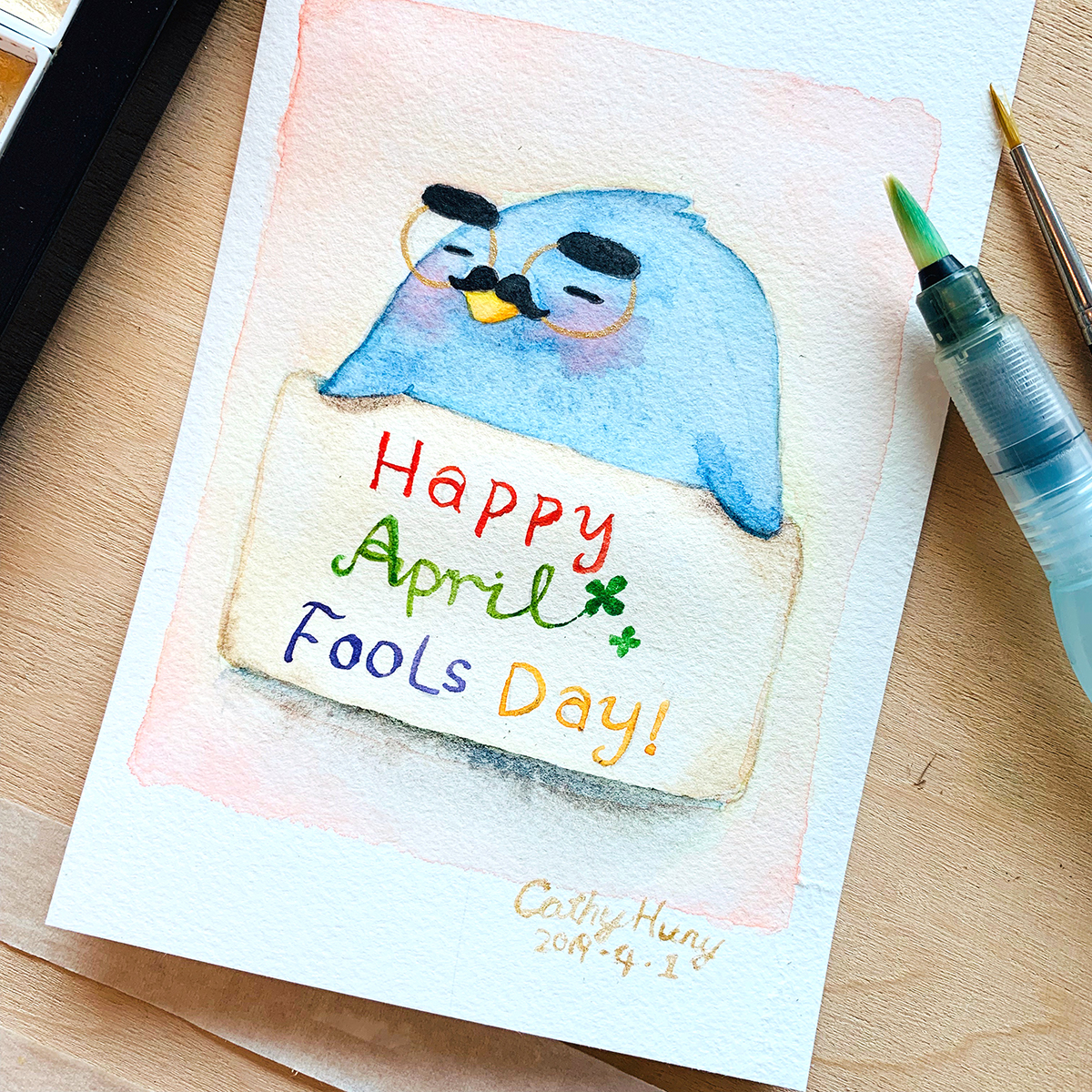 Happy April Fools 2019
